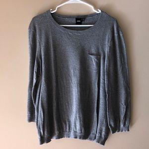Gray Asos Sweater